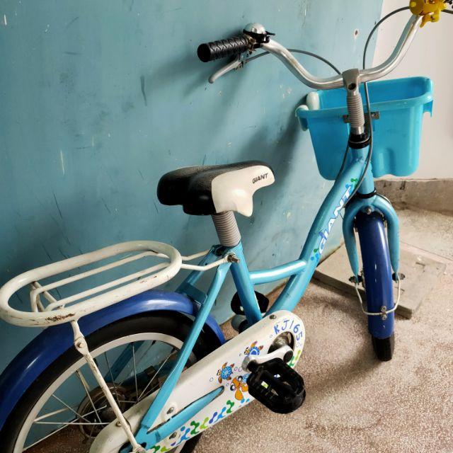 二手giant捷安特12吋寶寶兒童腳踏車/三輪車(天母自取)
