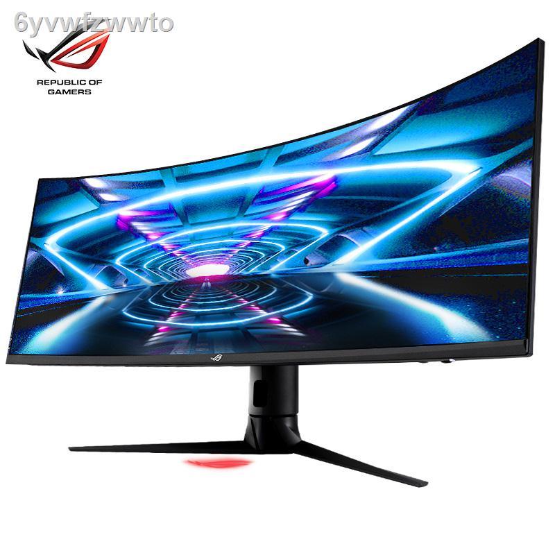 Asus/華碩ROG玩家國度XG349C 4K180Hz IPS曲面帶魚屏34英寸顯示器21:9屏幕HDR炒股臺式144