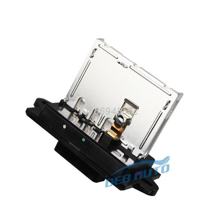 【滿299免運】德寶日產 NISSAN 原廠零件 TIIDA LIVINA手動空調冷氣鼓風機電阻 模塊 冷氣風箱電阻