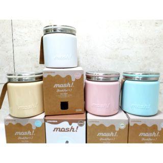 🔥限量優惠🔥 mosh! 日本原裝 復古 馬卡龍色 二層 真空斷熱 保溫 悶燒罐 300ml 新北市