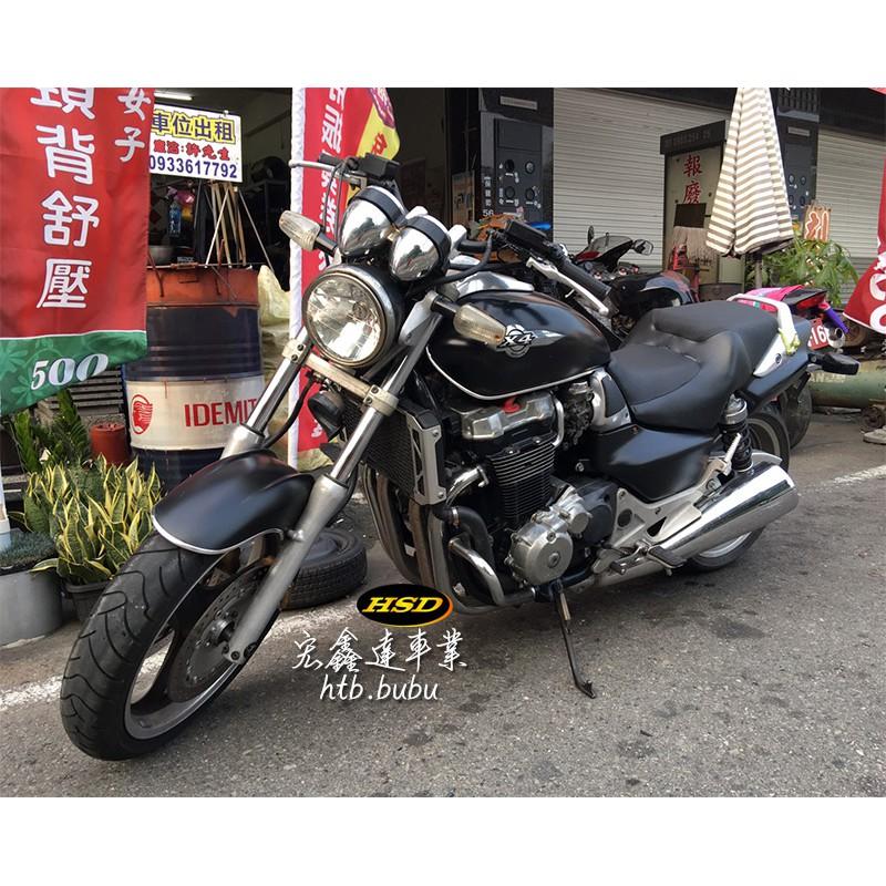 HONDA 本田 X4 1300cc 無牌零件車 可發可騎 全車正常 二手機車 中古重機 大型重型機車