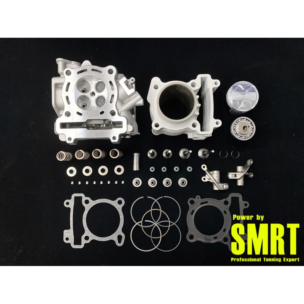 『鋒川摩托』SMRT SMAX FORCE 63mm 引擎套件組