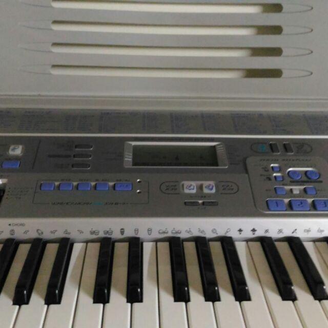 中古樂器中心  中古二手卡西歐61鍵電子琴