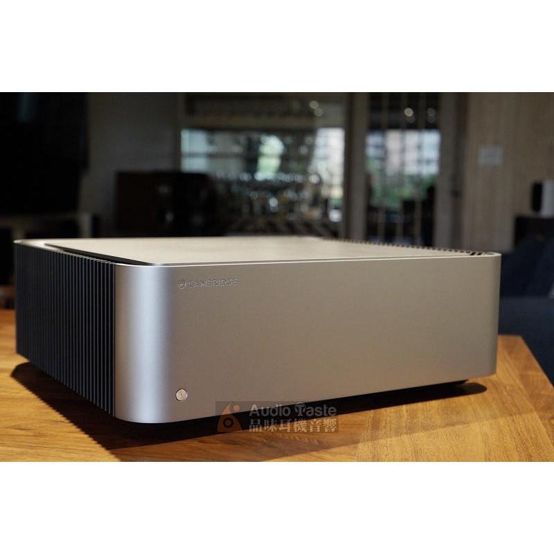 【品味耳機音響】英國 Cambridge Audio Edge W 後級擴大機
