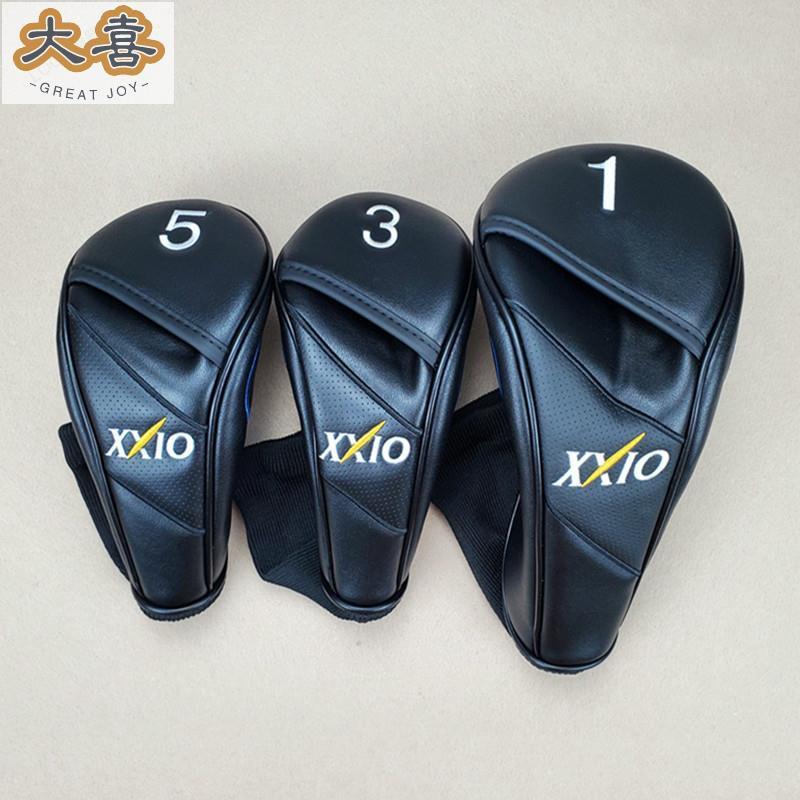 【大喜】高爾夫推桿套XXIO高爾夫木桿套桿頭套帽套球桿保護套XX10球頭套高爾夫球桿