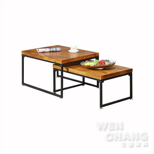 訂製品 鐵木長方茶几組 接受任何尺寸、顏色訂製 價格另計 CU069 文昌家具