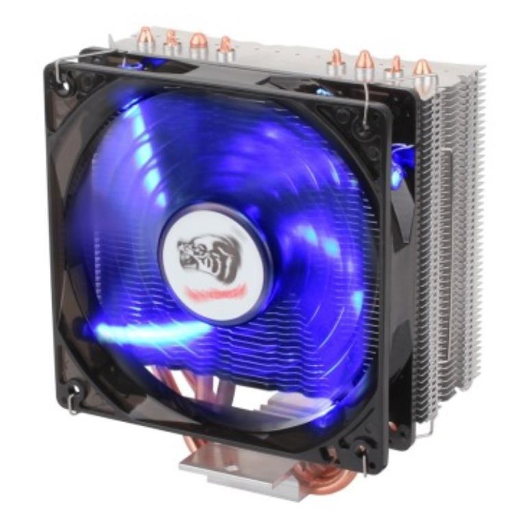 【琳琅杂货用品】適用 G2玩家國度i7 7700K/GTX1070 臺式電腦游戲主機風扇散熱器