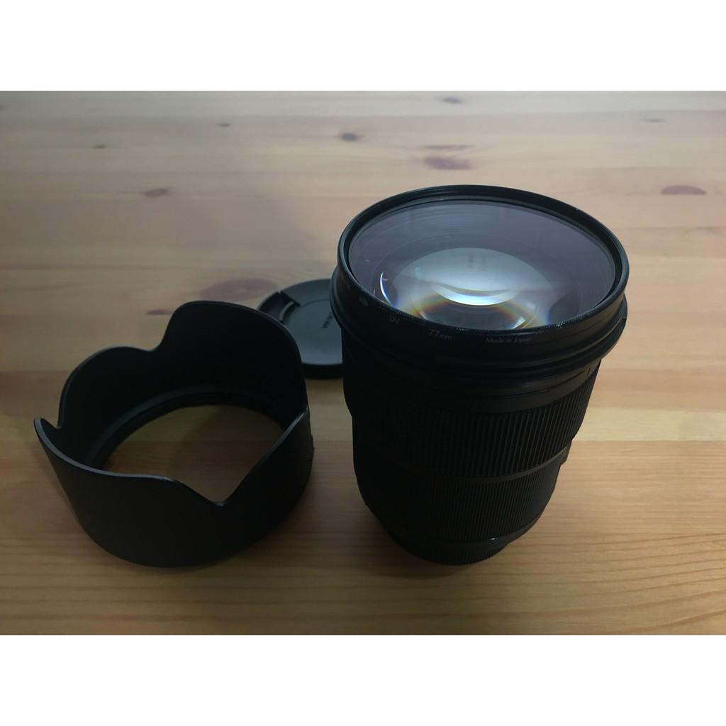 【二手】Nikon Sigma 50mm F1.4  Art