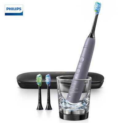 【正品現貨速發】電動牙刷 防蛀牙Philips飛利浦智能鑽石音波牙刷hx9903/hx9924/hx9984/hx995