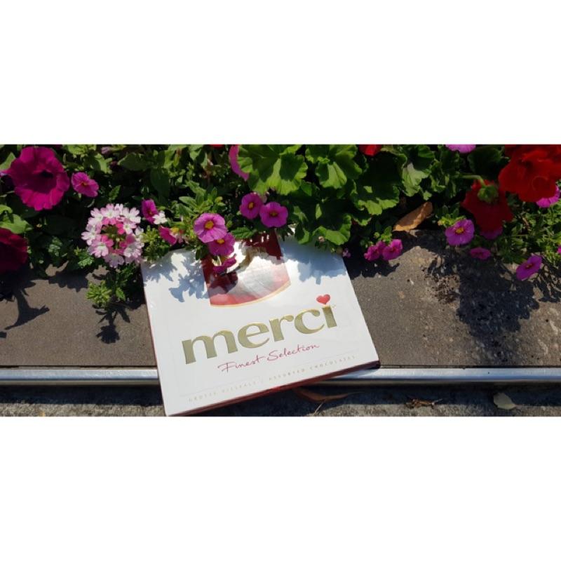代購🇨🇭瑞士merci 巧克力盒