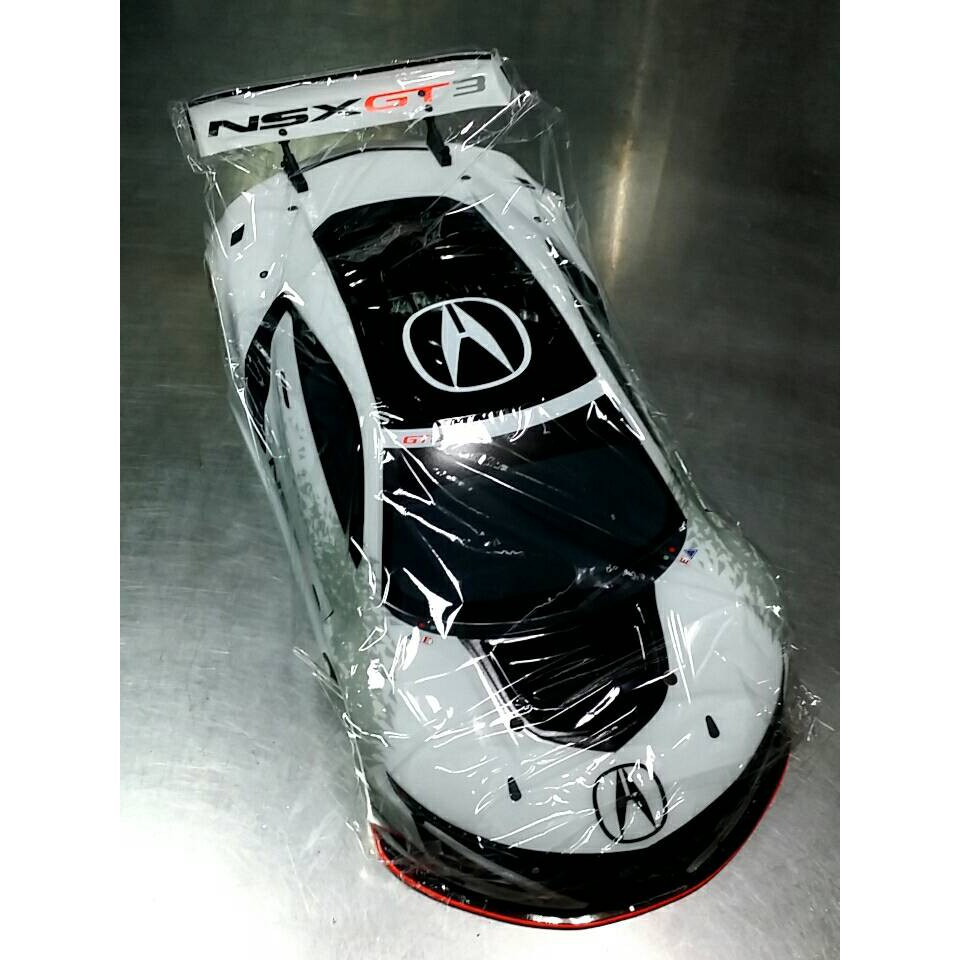 較長備貨 kyosho  1/10 FW-06  Acura NSX GT3  完成殼