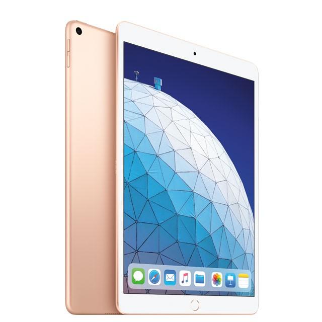 Apple iPad Air 2019 10.5吋 WiFi版 64G金色加Logitech Combo Touch鍵盤