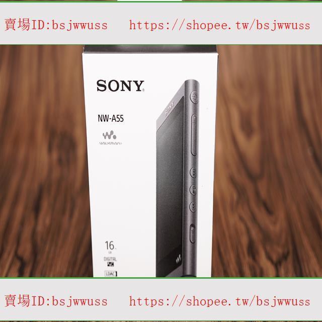 喆Sony 索尼 mp3 隨身聽 NW-A55 A56HN高解析無損藍牙便攜MP3音樂播放器