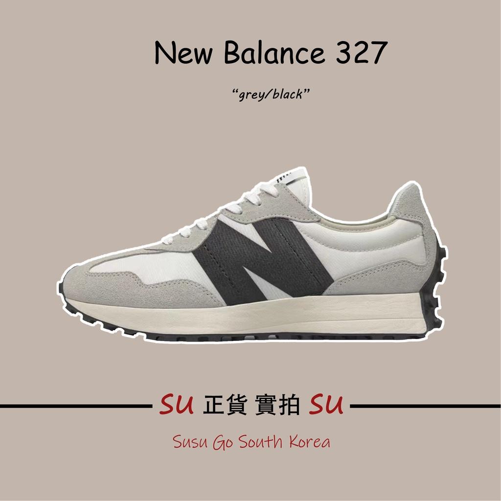 🔥免運促銷🔥New balance 327 紐巴倫 NB327 系列 海鹽色 MS327FE 老爹鞋 情侶款 IU同款
