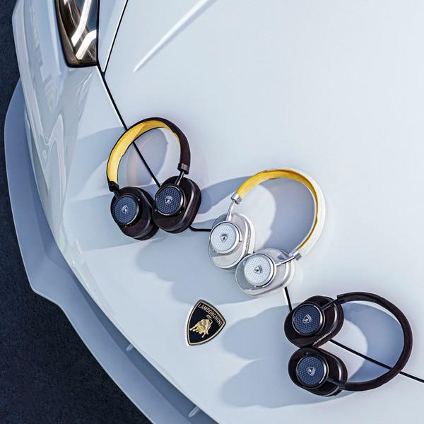預購{音悅音響}Master & Dynamic MW65 × Lamborghini 限量聯名款 無線藍牙 耳罩式耳機