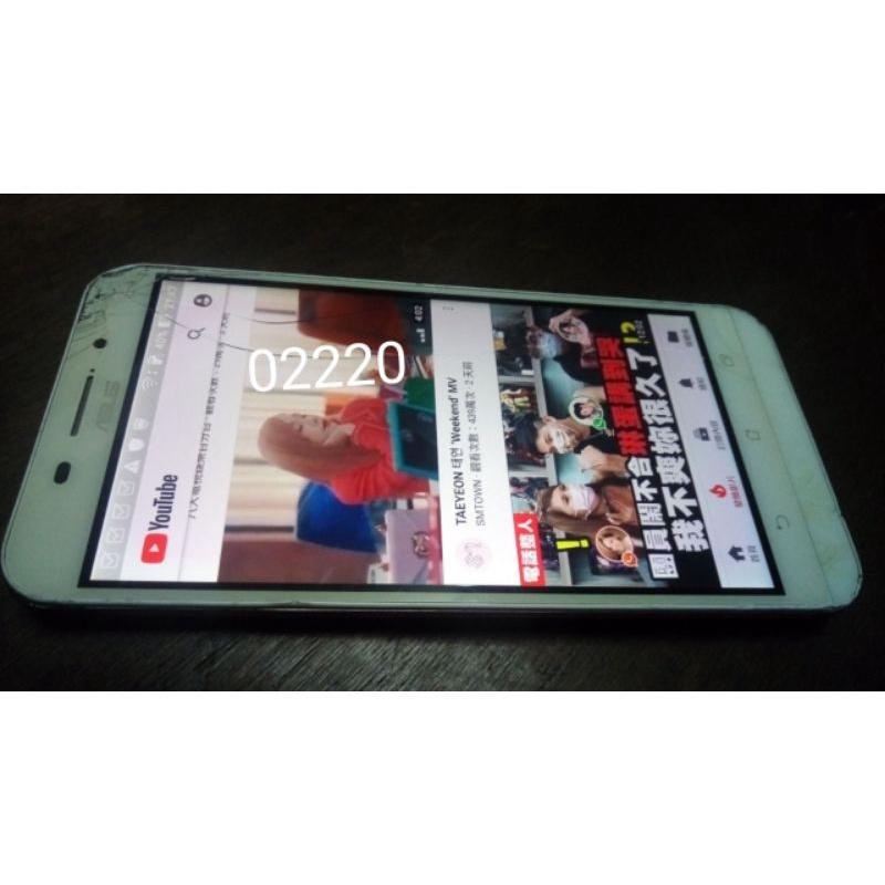 電神機~ASUS32G手機,華碩手機,二手手機,中古手機,手機空機~ASUS華碩手機~安卓作業系統6.0.1功能正常