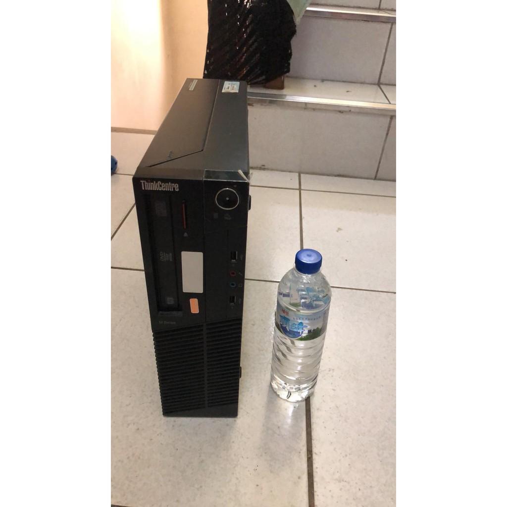 Lenovo聯想 三代I3平躺主機 thinkcentre m92p