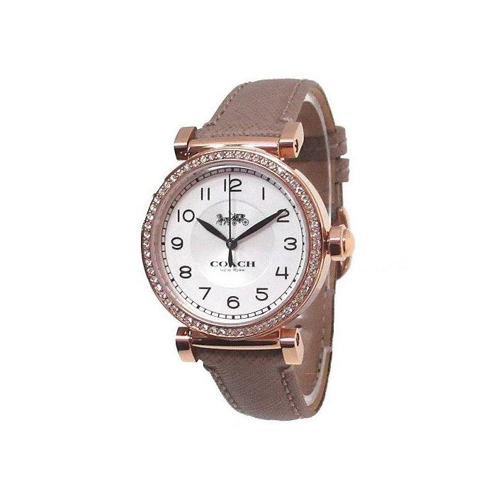 COACH 皮革麥迪遜MADISON 手錶14503394 有禮盒 (現貨)