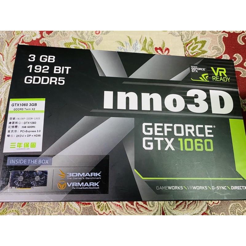 inno3d gtx1060 3g 二手