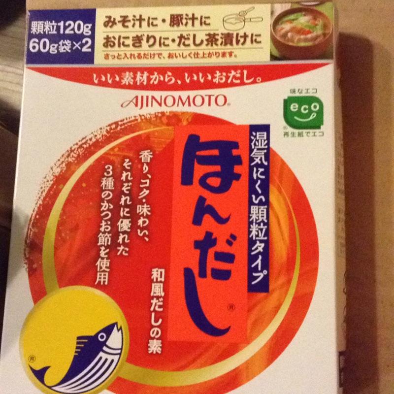 日本 高湯味素 120g