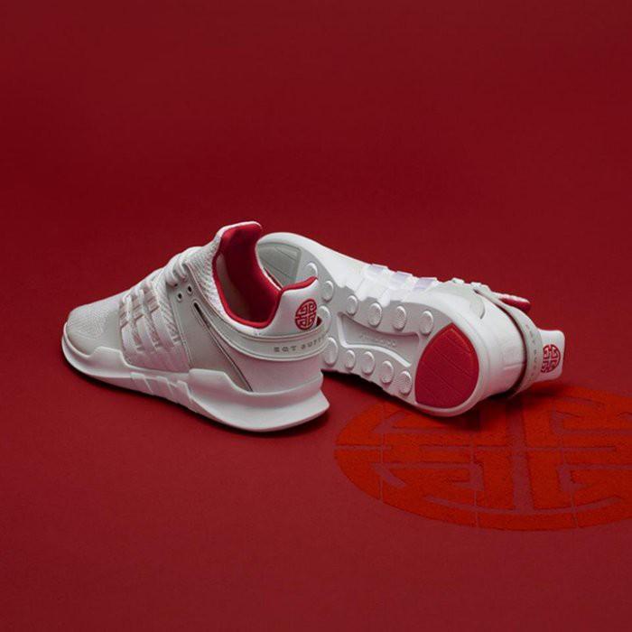 premium selection 7b4d9 13bf7 ADIDAS EQT SUPPORT ADV CNY 白 紅 囍 中國年 DB2541 男鞋