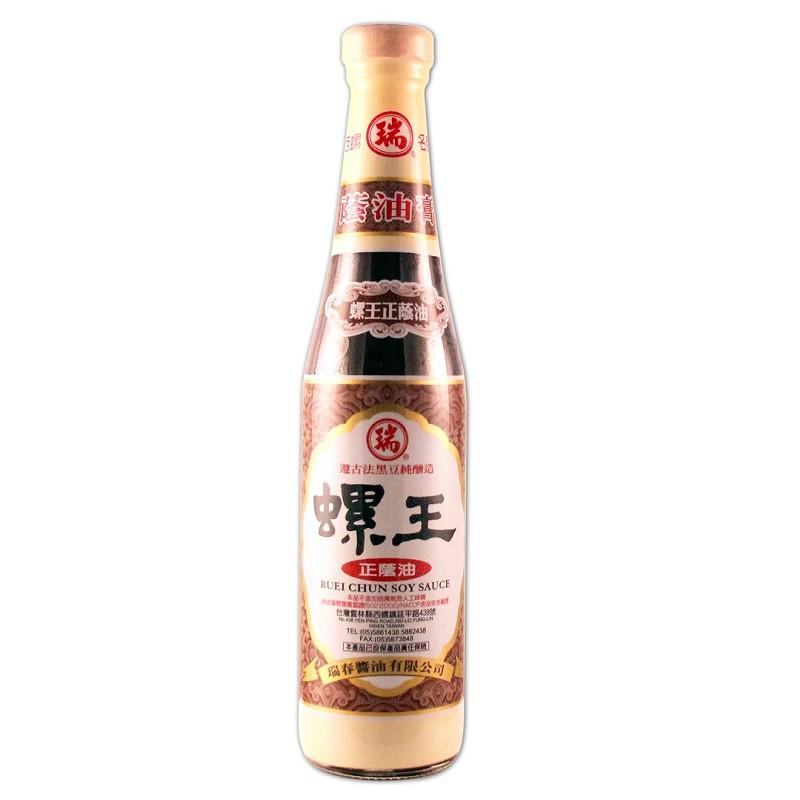 瑞春螺王正蔭油500g