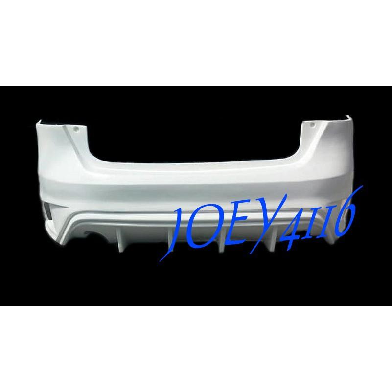 FORD 2013 2014 2015 2016 2017 FOCUS MK3 MK3.5  RS後保桿套件