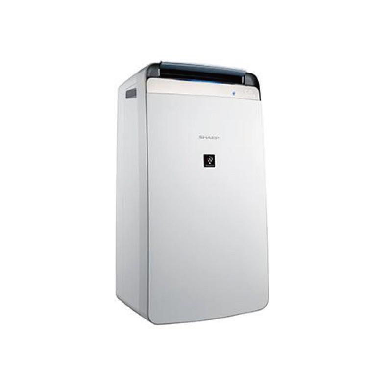 SHARP | 12L 衣物乾燥 空氣清淨 除濕機 DW-J12FT-W