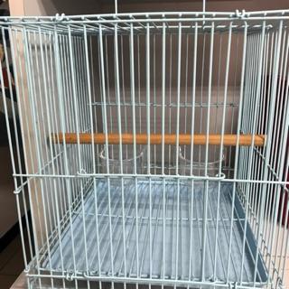 全新 畫眉一尺鐵籠 外出籠 適用和尚 牡丹 小太陽 玄鳳 虎皮 新北市