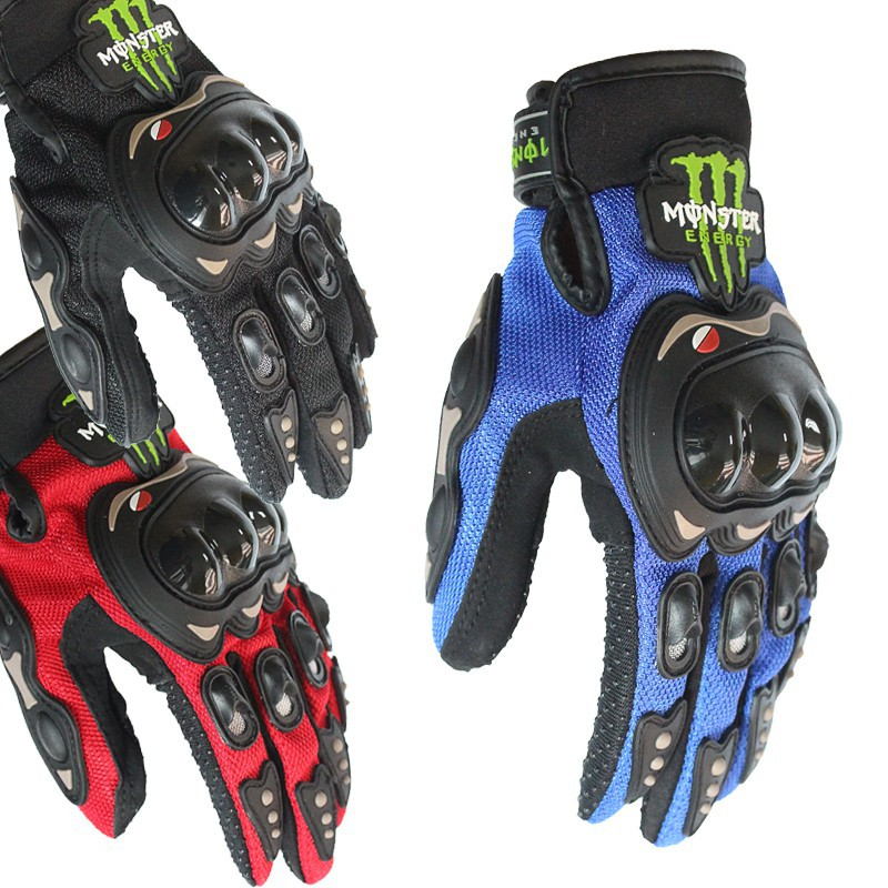 特價《+預購》魔爪 monster 騎士手套 防寒 賽車手套 高規格多用途 冬天機車族雨天必備 摩托車 機車手套