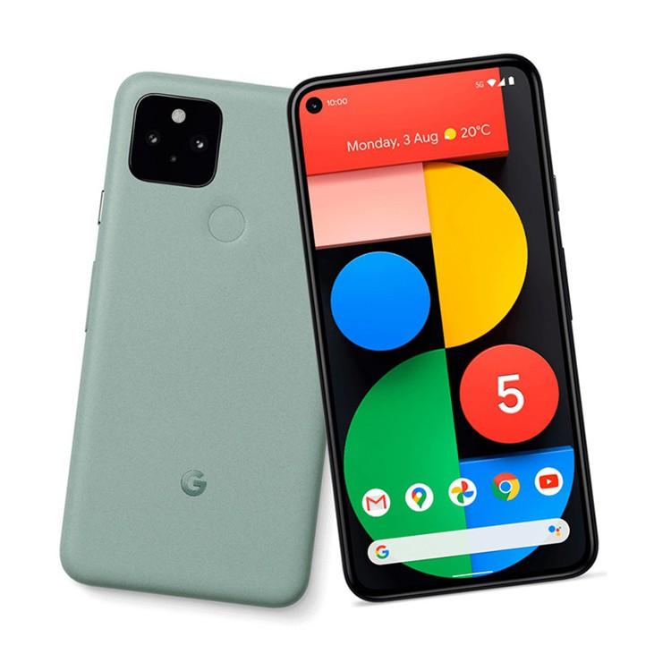 【免運】谷歌Google Pixel 5 pixel5代 5G谷歌美版無鎖原生系統新款手機