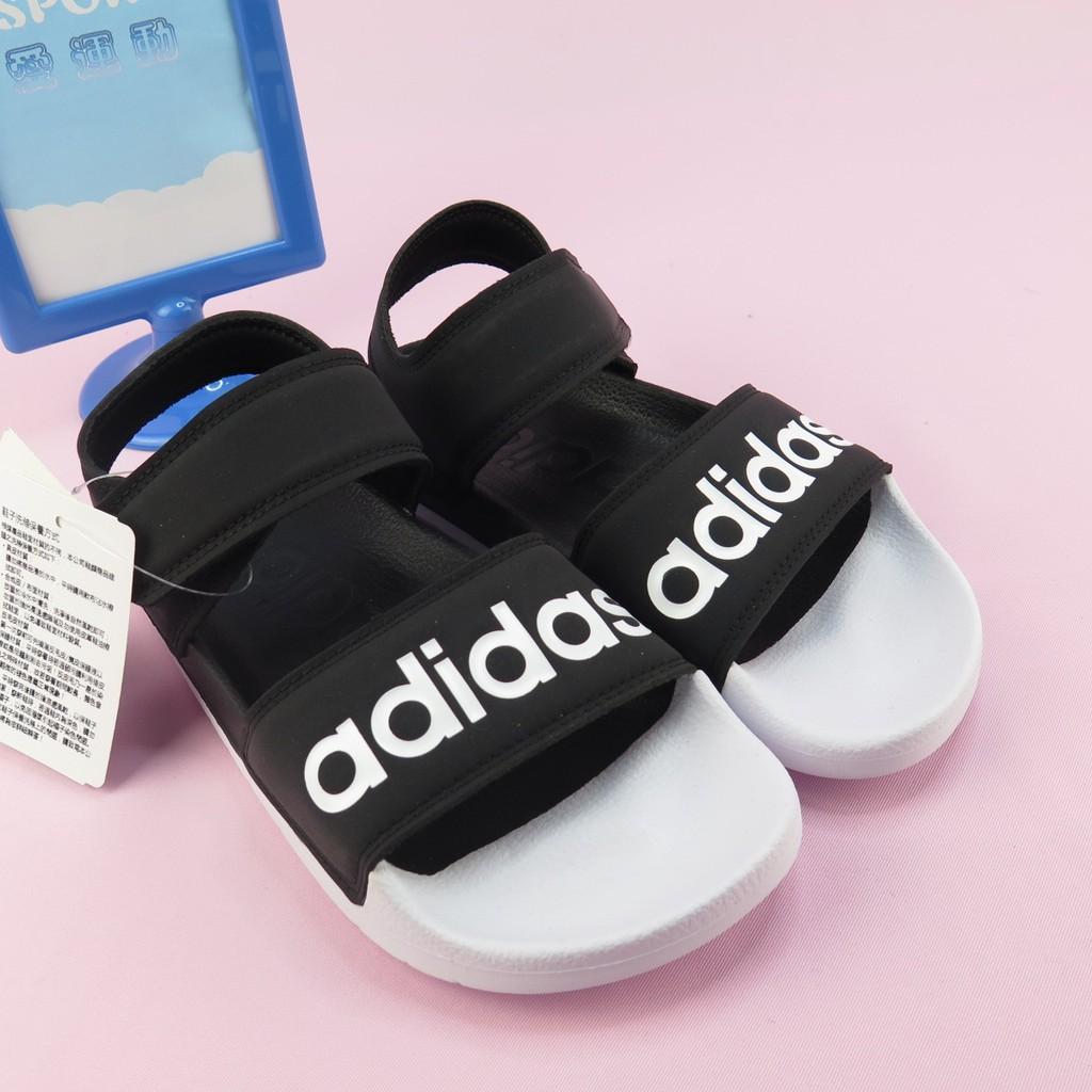 【iSport愛運動】adidas ADILETTE SANDAL 運動涼鞋 公司貨 F35416 女款
