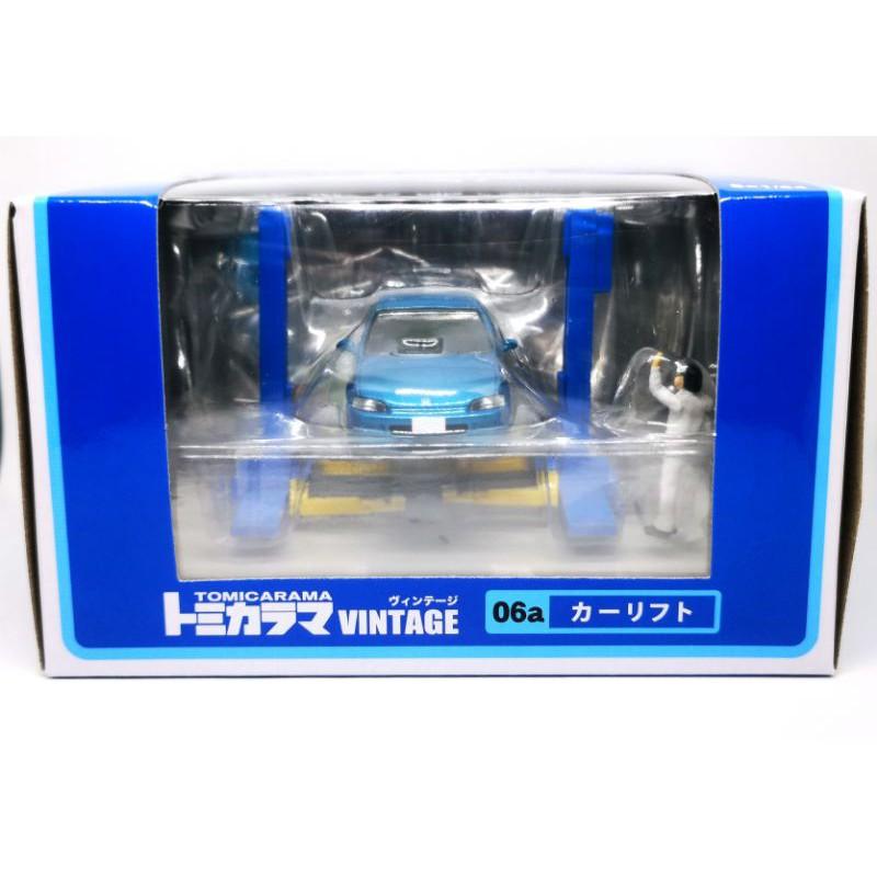Tomytec Limited Vintage Neo 場景 06a Honda Civic SiR-II