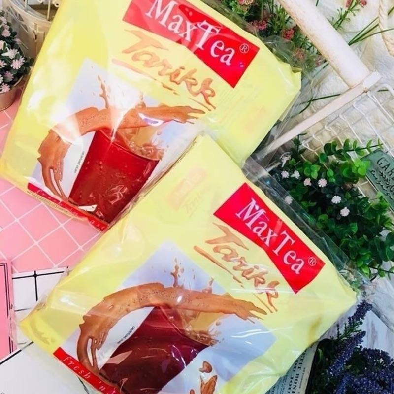 (現貨商品)-MaxTea Tarikk 泡泡奶茶 印尼拉茶/25g*30入