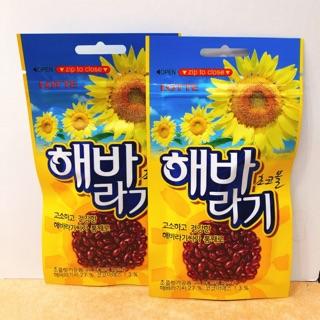 韓聚🐥韓國熱銷 LOTTE 樂天 葵花子 葵瓜子巧克力 巧克力豆 甜蜜與香脆的雙重享受(30g)點心 零食 追劇 臺北市