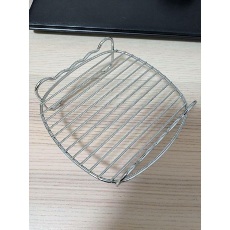 飛利浦 串燒 串燒架 氣炸鍋 可使用 雙層 燒烤架 304不鏽鋼