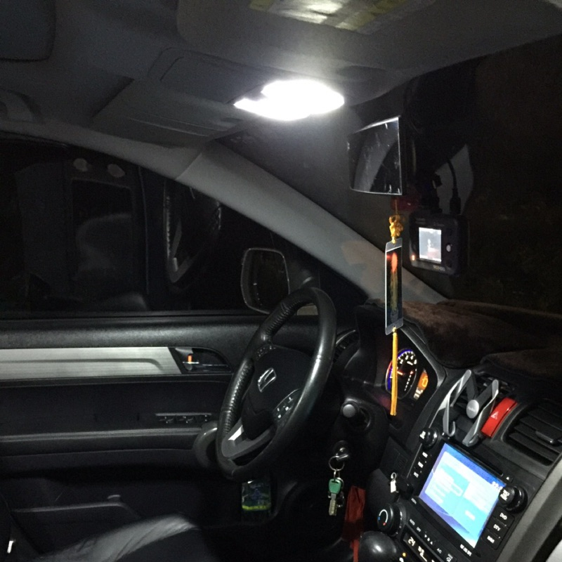 CRV3 3.5 4 4.5代 FIT2 2.5 3 3.5代室內LED燈(4片裝)