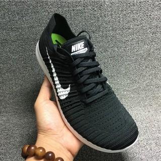 日本代購 NIKE FREE RN FLYKNIT 赤足5.0 飛線針織鞋 經典黑白 男女生慢跑鞋 831069 001 新北市