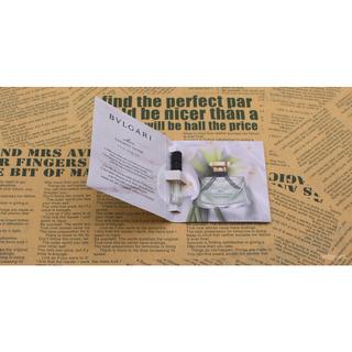 Bvlgari寶格麗Jasmin Noir水漾夜茉莉香水噴瓶試香小樣1.5ml 女性成熟現貨支持信用卡禮品閨蜜老婆禮物信 新竹市