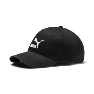 Puma 帽子 Archive Logo BB Cap 黑白 老帽 基本款【ACS】 022048-01 臺中市