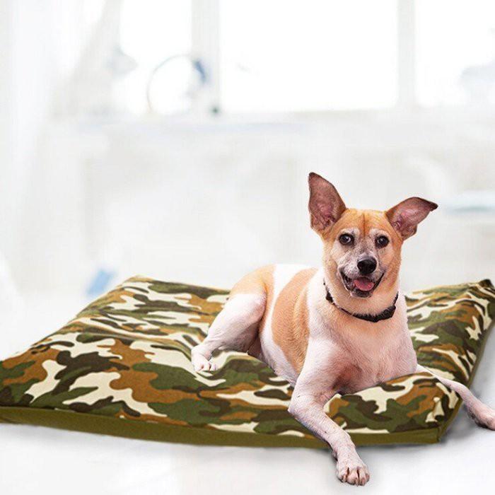 【小如的店】COSTCO好市多線上代購~KuddleKrew 毛得舒 寵物床墊-迷彩(1入)