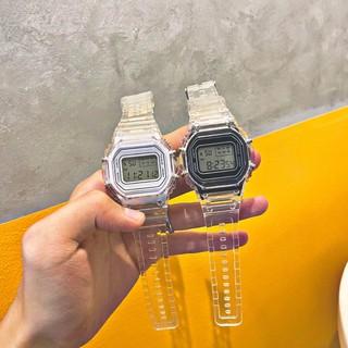 【大賴】手錶 運動手錶 電子手錶 電子錶 casio手表卡西毆手表 情侶錶  獨角獸ins風電子表女學生韓版簡約防水夜光