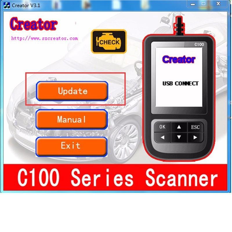 寶馬汽車Obd診斷掃描儀引擎代碼讀取器C310 + Pro
