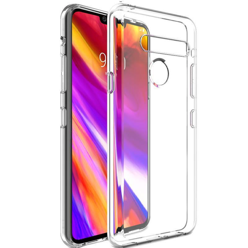LG G8/G8ThinQ手機殼G8S透明超薄G8SThinQ保護套TPU軟殼 亦仙小鋪