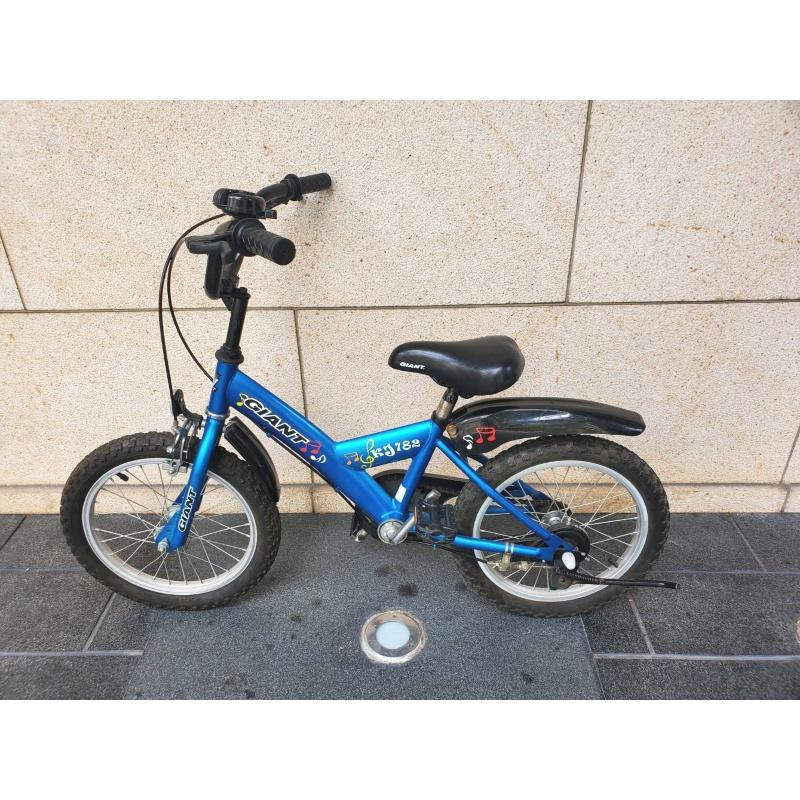 ☆GIANTの捷安特KJ182 16吋兒童腳踏車**二手**限自取