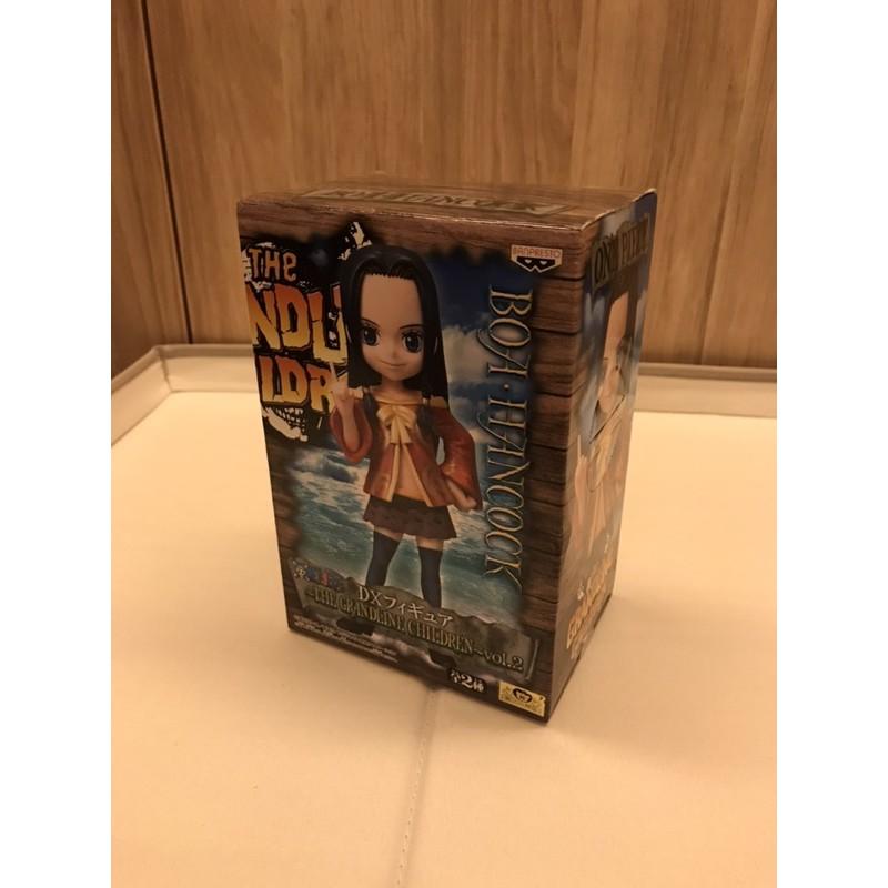 日版 金證 小時候 DX 標準盒 女帝 路基 DXF 海賊王 景品