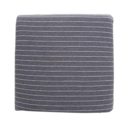 [韓國直送][ART BEATS] 灰色條紋記憶坐墊