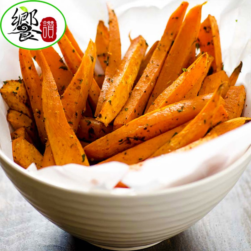 【饗讚】酥脆黃金地瓜薯條-300G