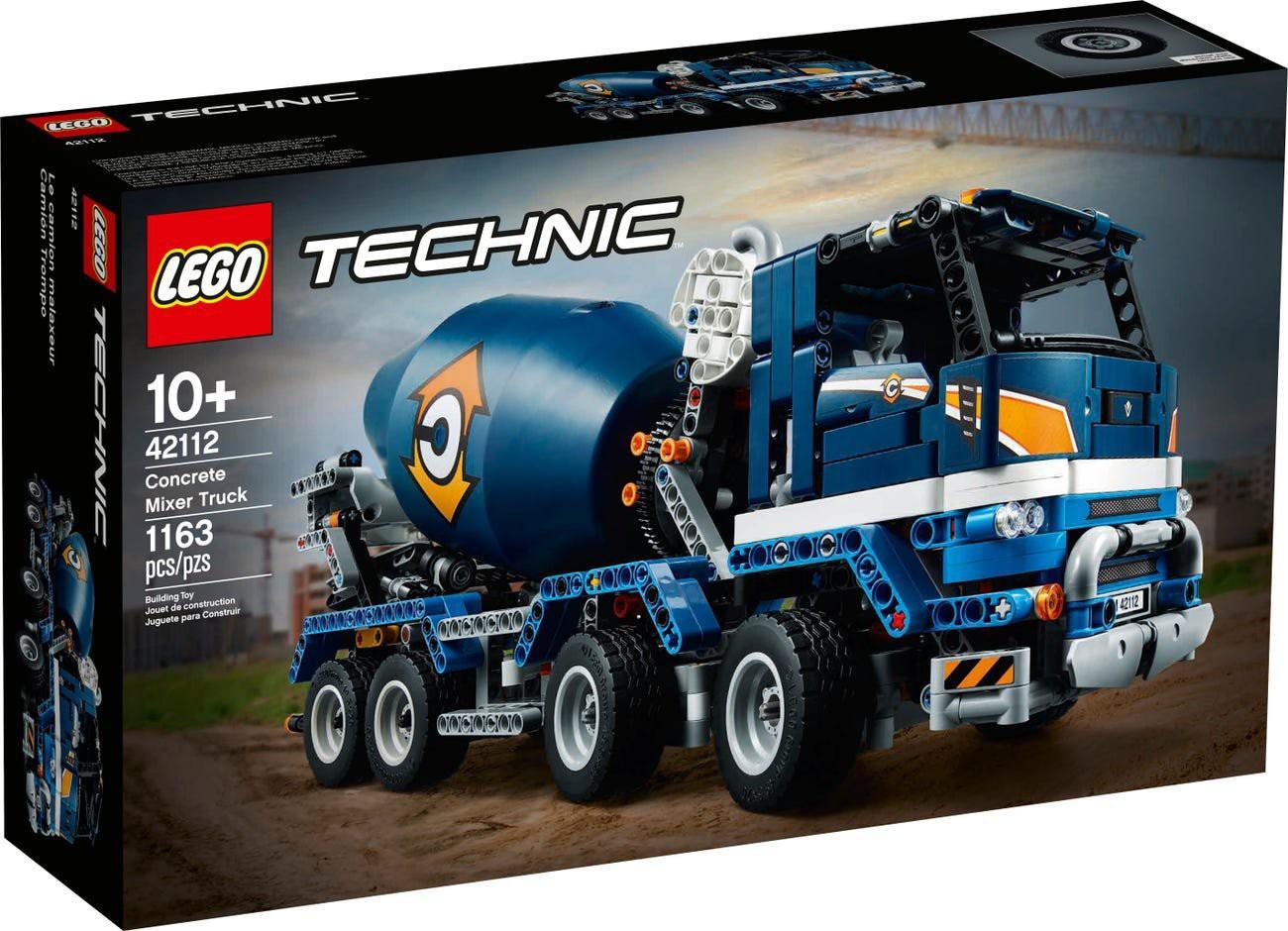[Yasuee台灣] LEGO 樂高 42112 水泥攪拌車 混凝土攪拌運輸車 下單前請先詢問