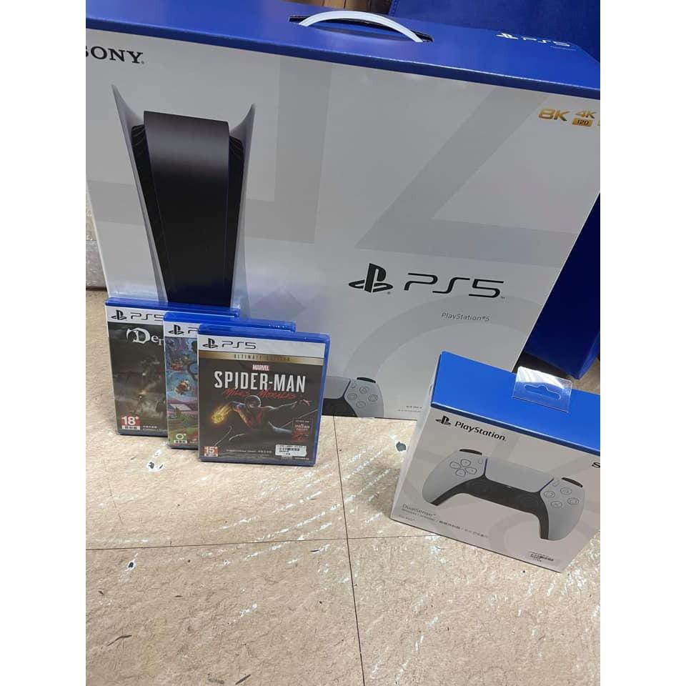 PS5 主機 光碟版 PlayStation5 預購 三月到貨 數位版  PS5單機